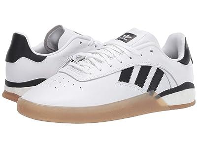 adidas Skateboarding 3ST.004 (Footwear White/Core Black/Gum 4) Men
