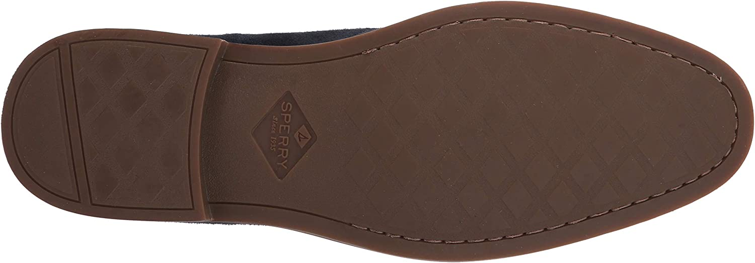 Sperry Mens Gold Cup Exeter Suede Penny Loafer