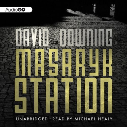 Masaryk Station cover art