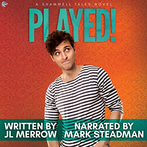 Played! audiobook cover art