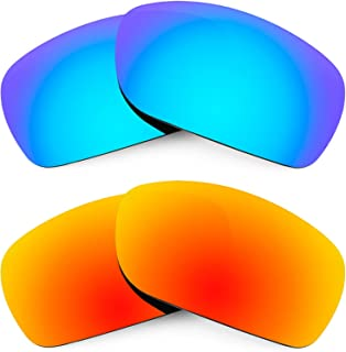 Revant Replacement Lenses for Smith Super Method 2 Pair Combo Pack K002