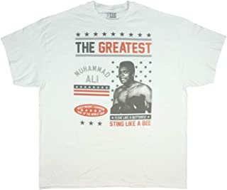 Muhammad Ali The Greatest Of All Time Heavy Weight Champion Men's T-Shirt