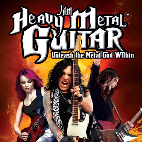 Jam Heavy Metal Guitar cover art