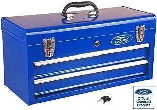 Ford FCA-024 Portable Tool Box 2 Drawers