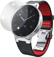 dipos I 6X Protector de Pantalla Compatible con Alcatel One Touch Watch pelicula Protectora Claro