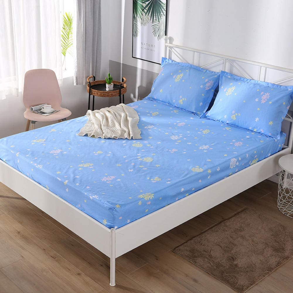 CFYCYHDZHT Deep Now free shipping Pockets Fitted Sheet Bedroom Max 40% OFF Flower Kids Animal