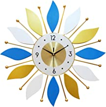 Wall Clock Wall Clock Nordic Modern Living Room Wall Clock Home Watches Clock Creative 60CM * 60CM LJJCUICAN