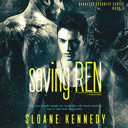 Saving Ren cover art