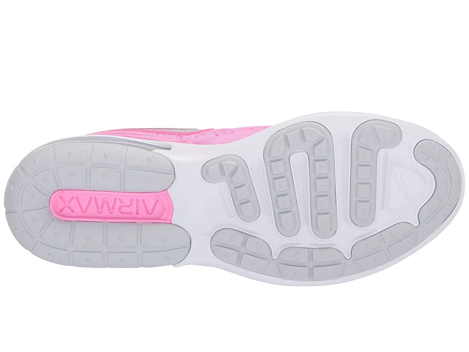 Nike Air Max Sequent 4 (Laser FuchsiaMetallic Silver) Women's Running Shoes, Pink