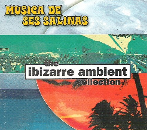 Musica De Ses Salinas, The Ibizarre Ambient Collection, 2-CD-SET, AUDIO-CD, GTN 1010.25, Global Trance Network, Connected, Sub Terranean