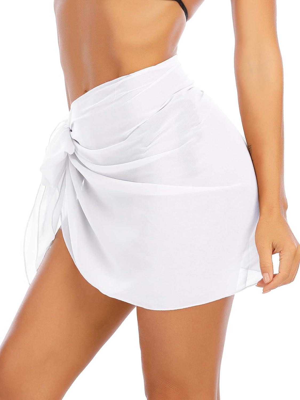 American Trends Womens Beach Cover Up Sarong Wraps Skirt for Womens Bathing Suit Bikini Cover Ups Swimwear