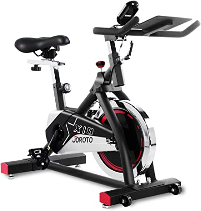 647649dcd95 JOROTO Indoor Cycling Bike Trainer - Professional Exercise Bike Stationary  Bike for Home Cardio Gym Workout