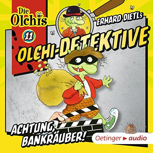 Achtung, Bankräuber!     Die Olchi-Detektive 11              By:                                                                                                                                 Erhard Dietl,                                                                                        Barbara Iland-Olschewski                               Narrated by:                                                                                                                                 Wolf Frass,                                                                                        Peter Weis,                                                                                        Patrick Bach,                   and others                 Length: 46 mins     Not rated yet     Overall 0.0