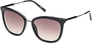 نظارة شمسية للنساء من كالفن كلاين 56-18-140 ملم بتصميم الفراشة - CK3201S