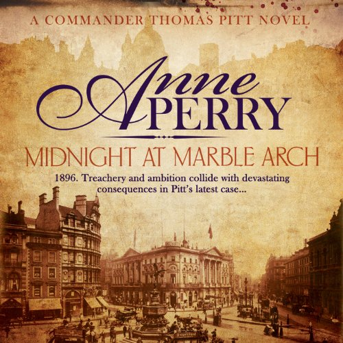 Midnight at Marble Arch cover art