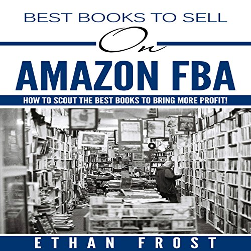 Best Books to Sell on Amazon FBA audiobook cover art