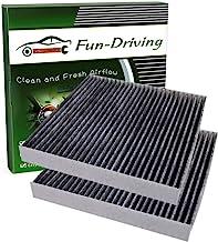Sponsored Ad - FD182 Cabin air filter for Honda Civic,CR-V,CR-Z,Fit,HR-V,Insight,Replace CF11182,CP182,80292-TF0-G01 (Acti...