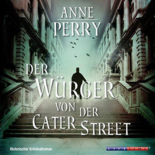 Der Würger von der Cater Street (Inspector Pitt 1) Titelbild