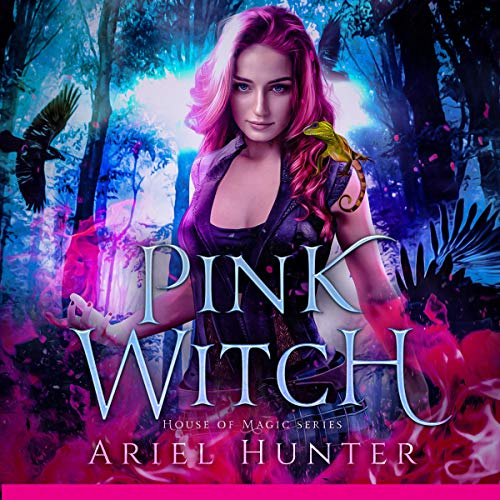 Pink Witch cover art