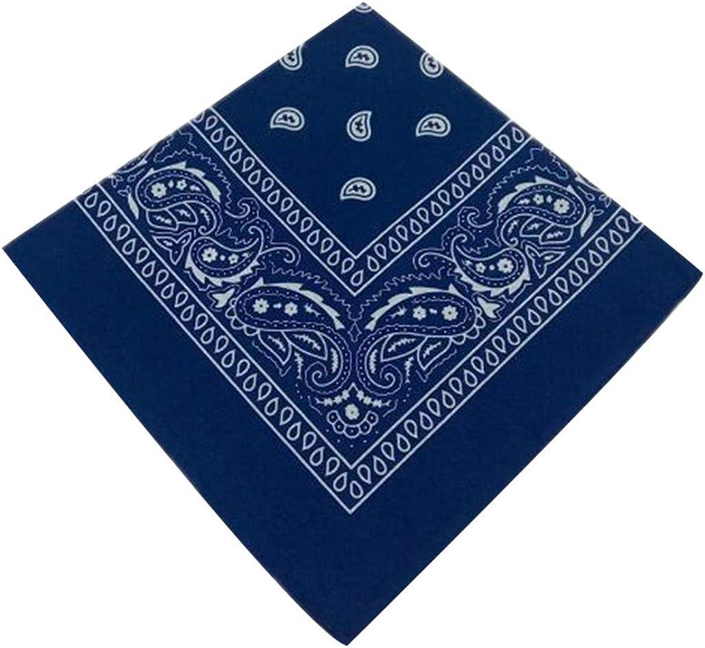 ATRISE Bandanas Tucson Mall Cotton Scarf Headbands Paisley Women For Bandana Dealing full price reduction