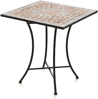 Amazon.fr : table mosaique fer forgé - Voir aussi les ...