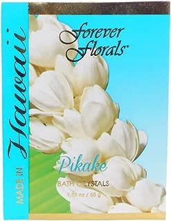 Hawaiian Bath Crystals Forever Florals Pikake 4 Pack