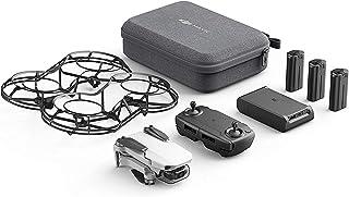 DJI Mavic Mini Combo - Ultralichte en draagbare Drone, 30 min. Vliegtijd, Transmissie 2 Km, 3-Axis Gimbal, 12MP, Video HD ...