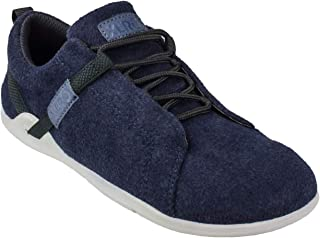 Pacifica - Men's Minimalist Wool Shoe - Barefoot Inspired, Zero Drop Sole - Charcoal