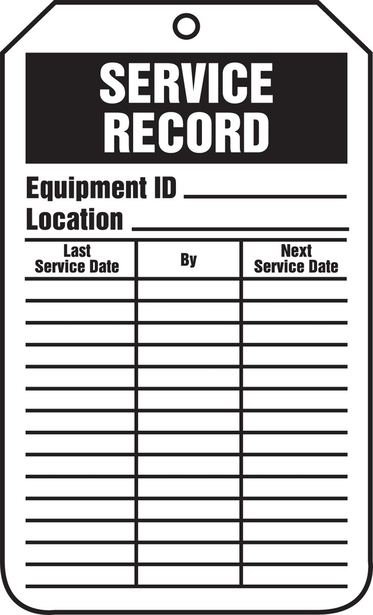 Accuform TRS319PTM RP-Plastic Inspection Record Status Le Max 66% High quality new OFF Tag