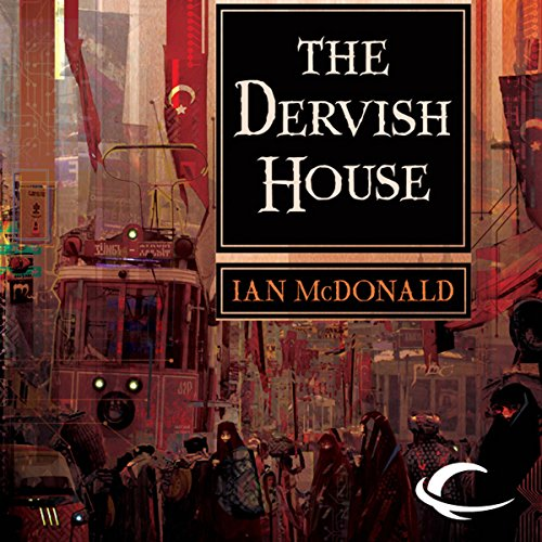 The Dervish House audiobook cover art