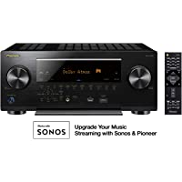 Pioneer Elite VSX-LX503 9.2-Channel 4K UltraHD Network A/V Receiver (Black)