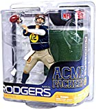 NFL Green Bay Packers McFarlane 2011 Series 27 Aaron Rodgers Throwback Action Figure