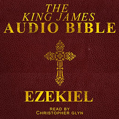 Ezekiel audiobook cover art