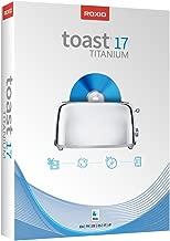 Toast 17 Titanium - Complete DVD Burner & Digital Media Suite[Mac Disc] [Old Version] photo