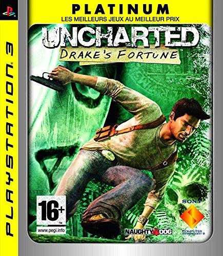 Uncharted Drake'S Fortune Platinum [Edizione : Francia]