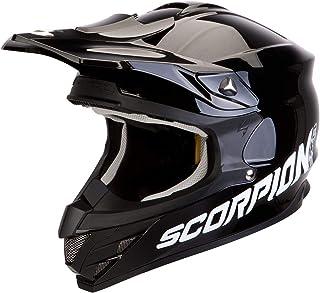 <h2>Scorpion Motocross Helm - VX-15 - Air - Solid - schwarz: Größe Helm: S 55-56cm</h2>