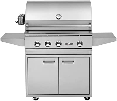 Amazon Com Nexgrill 720 0778b 4 Burner Liquid Propane Gas