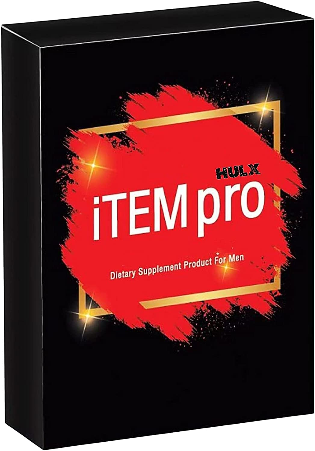 Sales of SALE items from new works HULX ITEMPRO 4 Caps Men Wholesale Power S Booster Health Energy Vitamins