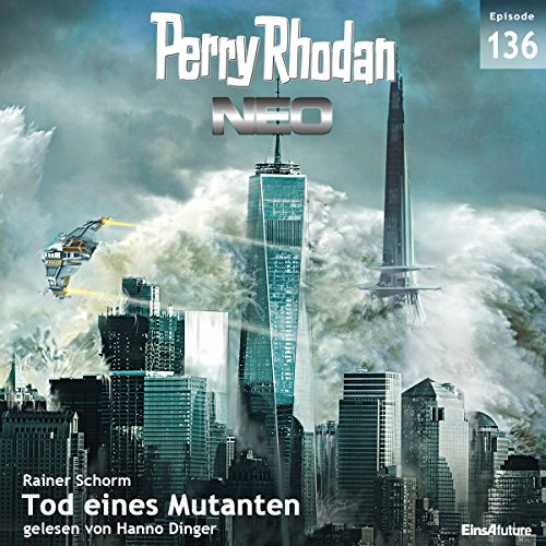 Tod eines Mutanten audiobook cover art