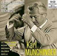 KARL MUNCHINGER/ AND THE STUTTGART ORCHESTRA