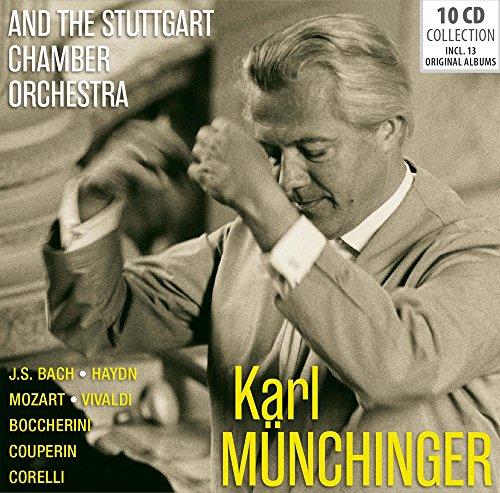 Karl Münchinger And The Stuttgart Chamber Orchestra