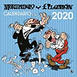 Calendario de pared Mortadelo y Filemón 2020 (Bruguera Tendencias)