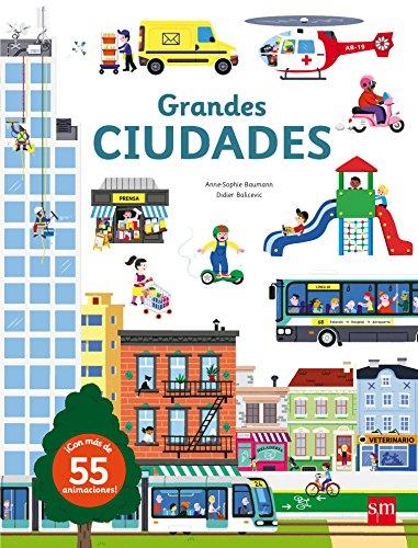 Grandes ciudades (El libro de...)