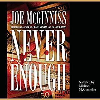 Never Enough audiobook cover art