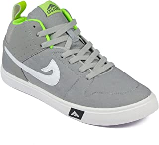 ASIAN Skypee-31 Grey Green Running Shoes,Walking Shoes,Lifestyle Shoes,Gym Shoes,Casual Shoes for Men UK-10