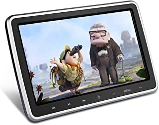 """Portable DVD Player 10.1"""" Screen Portable DVD Player for Kids Built Rechargeable Battery,Screen Support USB SD Card Readers"""