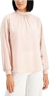 ALFANI Womens Pink Long Sleeve Top US Size: XXL