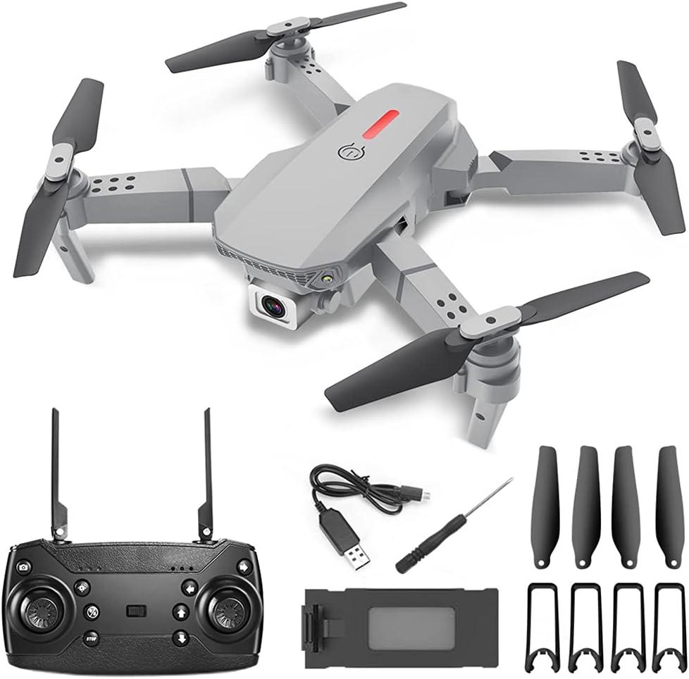 UAUA 2 Million San Jose Mall Ranking TOP8 Pixels Drone Adjustable WiFi He HD Camera