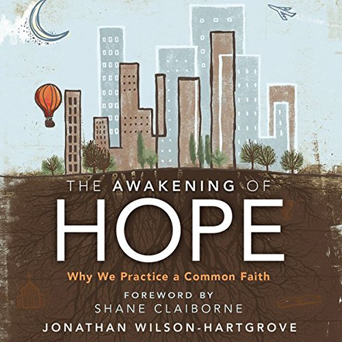 The Awakening of Hope audiobook cover art