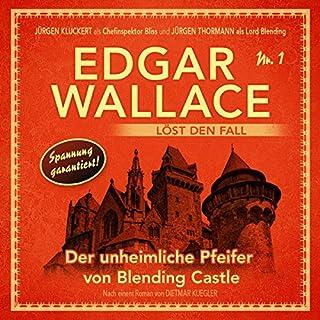 Der unheimliche Pfeifer von Blending Castle Titelbild
